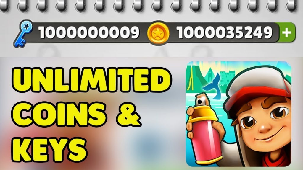 Train Surfers Cheats Unlimited Coins