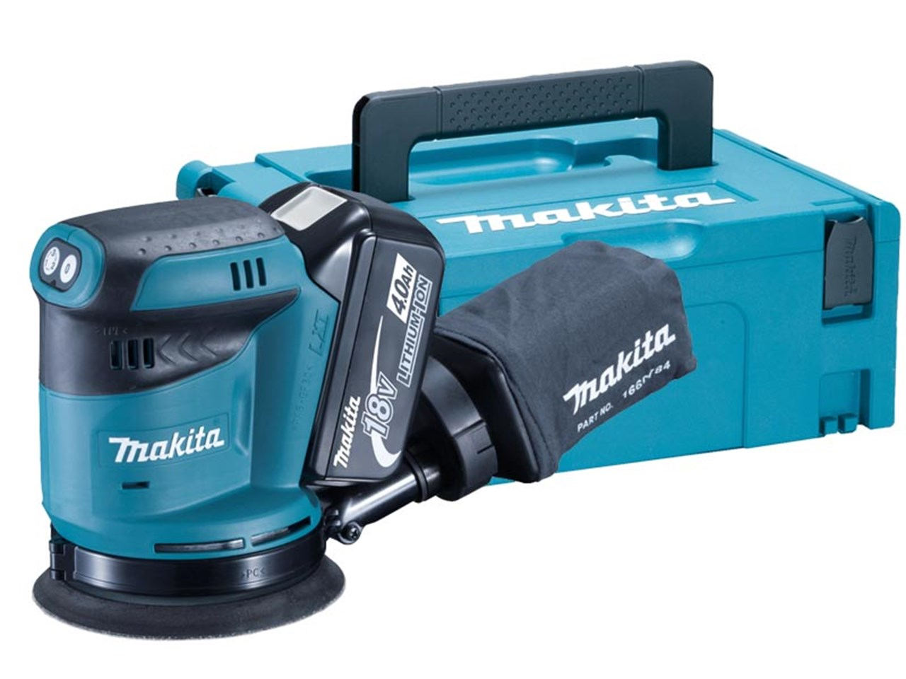 Detailed information about Makita bo5031 random orbit sander