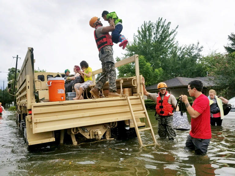 Be aware of the basics of flood protection activities